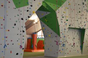 SportPoint Meckenheim, Kletterhalle, Klettern, Bouldern, Familienklettern