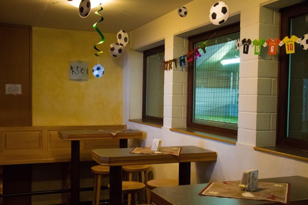 Bistro Kindergeburtstag Sportpoint Meckenheim