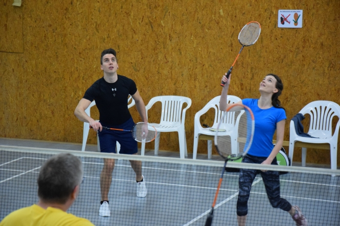 Badminton Sportpoint Meckenheim Bonn Rheinbach