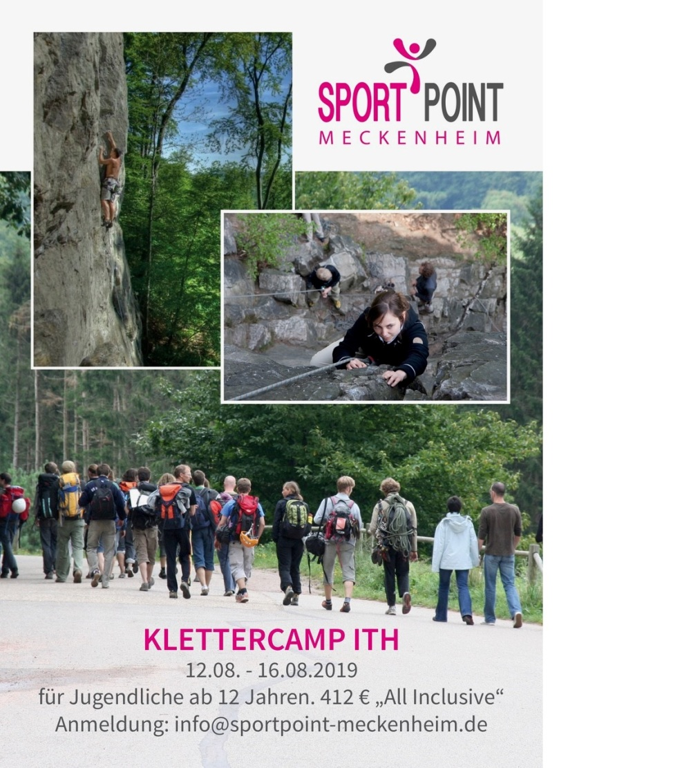 Klettercamp ITH