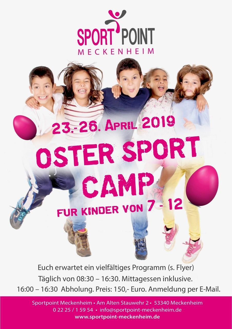 Oster Sportcamp