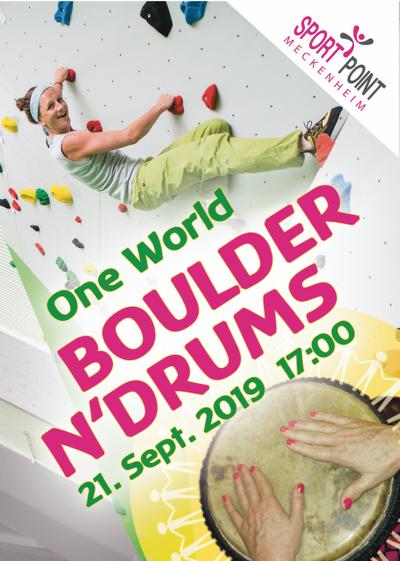 Boulderhalle, Kletterhalle Bonn, Meckenheim, Rheinbach, Bouldernacht, Boulder`n Drums 2019 Sportpoint Meckeheim, Bouldern, Klettern, Familienklettern