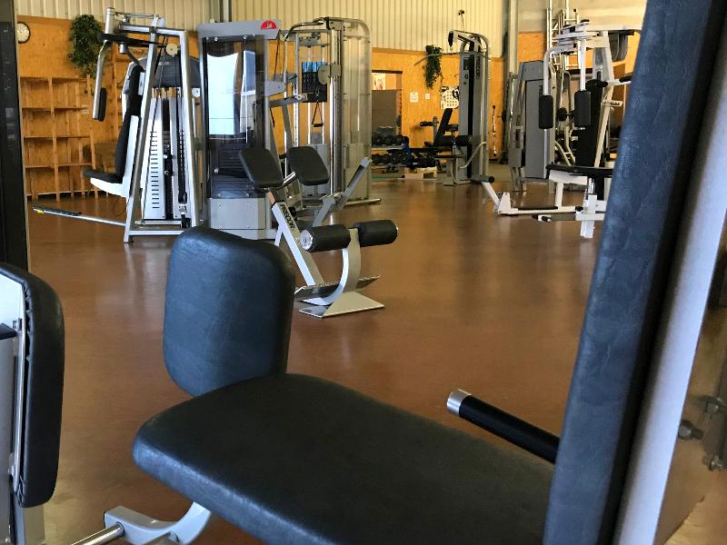 Fitnesscenter Fitness Sportpoint Meckenheim Bonn Rheinbach Muskeltraining Fintnessgerät