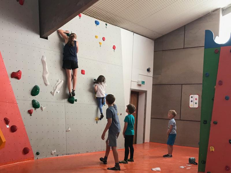 Feriencamp Kletterhalle Sportpoint Meckenheim Bonn