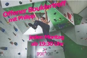 Bouldertreff Kletterhalle Meckenheim, Bonn