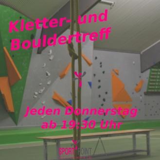 Kletter- und Bouldertreff Sportpoint Meckenheim Bonn