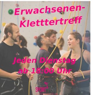 Offener Klettertreff Sportpoint Meckenheim Bonn
