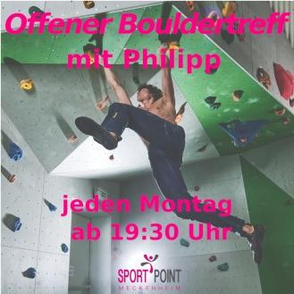 Offener Bouldertreff Sportpoint Meckenheim Bonn